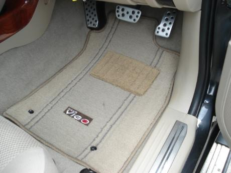 original toyota floormats