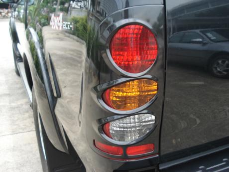 rear light cover