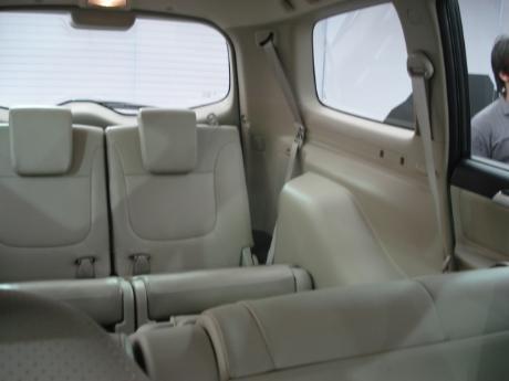 2009 new Mitsubishi Pajero Sport SUV based on Mitsubishi