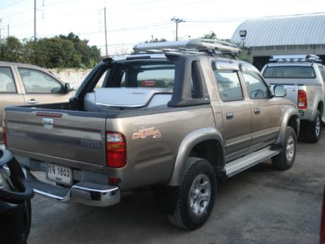 toyota D4D 2002-2004 Hilux Tiger from Thailand's and Dubai's top Toyota  			Hilux Tiger dealer and exporter - Soni Motors Thailand