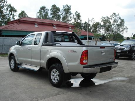 new and used Toyota Hilux Vigo Extra Cab 4x4 G at Thailand's top Toyota new and used Hilux Vigo dealer Soni Motors Thailand